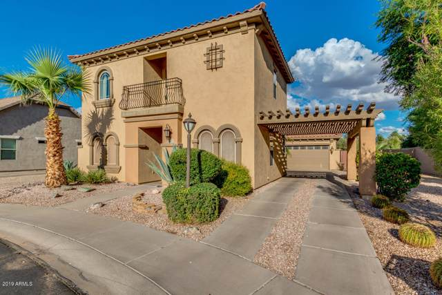 141 N Greenwood, Mesa, AZ 85207 (MLS #5977239) :: The Laughton Team