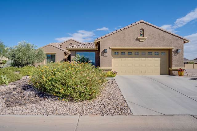 4784 W Buckskin Drive, Eloy, AZ 85131 (MLS #5977261) :: Yost Realty Group at RE/MAX Casa Grande
