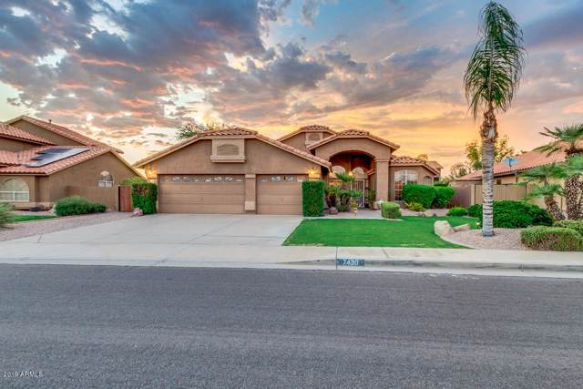 7430 E Kilarea Avenue, Mesa, AZ 85209 (MLS #5977277) :: The Carin Nguyen Team