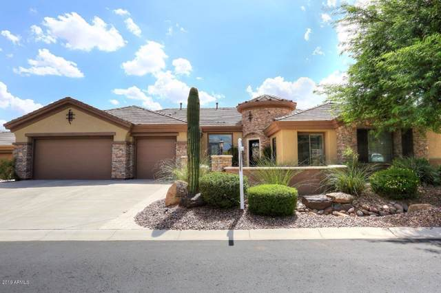 817 W Ravina Lane, Anthem, AZ 85086 (MLS #5977284) :: Riddle Realty Group - Keller Williams Arizona Realty