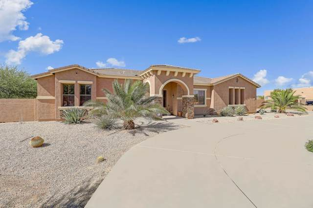 23048 W Sierra Ridge Way, Wittmann, AZ 85361 (MLS #5977285) :: The Daniel Montez Real Estate Group