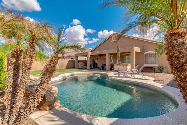 4200 E Winged Foot Place, Chandler, AZ 85249 (MLS #5977287) :: The W Group