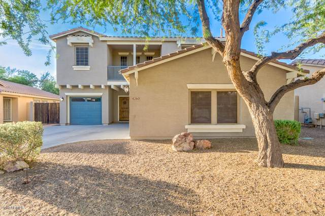4260 E Sidewinder Court, Gilbert, AZ 85297 (MLS #5977307) :: BIG Helper Realty Group at EXP Realty