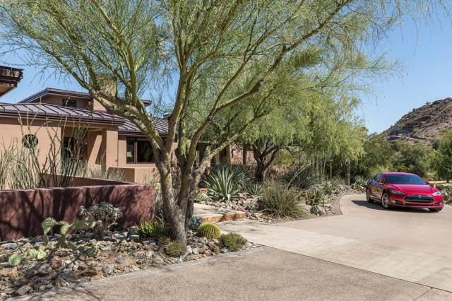 7307 N Black Rock Trail, Paradise Valley, AZ 85253 (MLS #5977316) :: The W Group