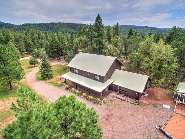 256 S Leisure Road, Payson, AZ 85541 (MLS #5977322) :: The Garcia Group