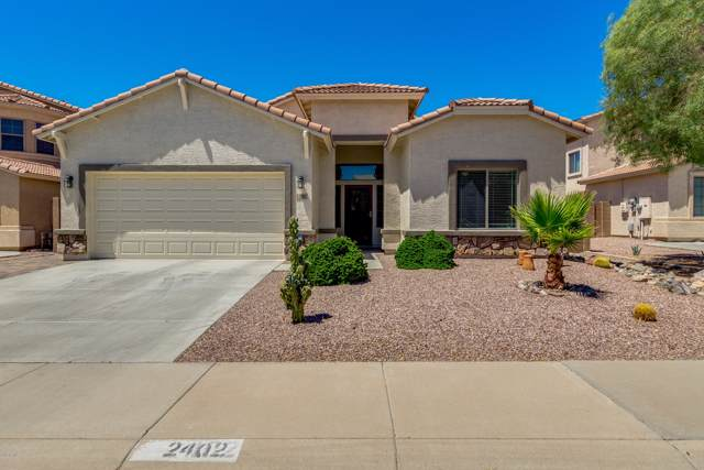 2402 S 259TH Avenue, Buckeye, AZ 85326 (MLS #5977332) :: The Property Partners at eXp Realty