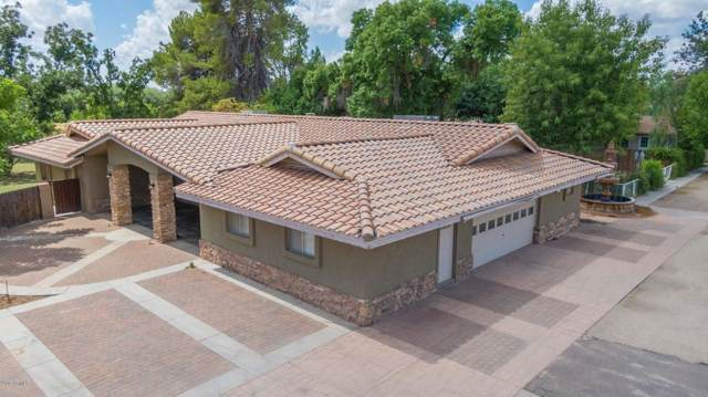 12034 S Rural Road Frnt, Tempe, AZ 85284 (MLS #5977359) :: Brett Tanner Home Selling Team