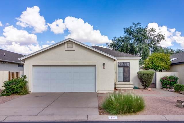 4725 E Brown Road E #14, Mesa, AZ 85205 (MLS #5977375) :: The Laughton Team