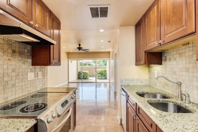 6125 E Indian School Road #132, Scottsdale, AZ 85251 (MLS #5977384) :: Riddle Realty Group - Keller Williams Arizona Realty