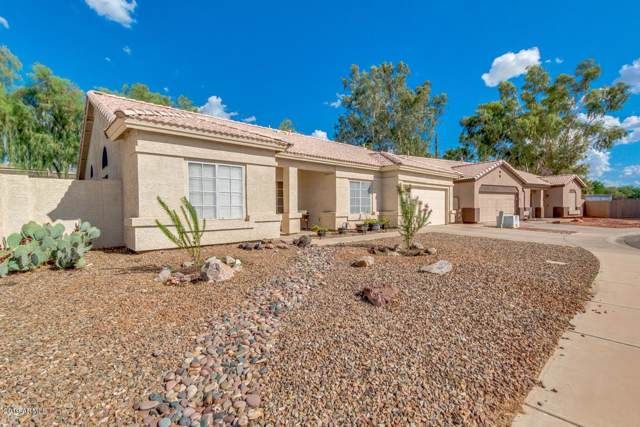 1021 N Amber Street, Chandler, AZ 85225 (MLS #5977388) :: The W Group