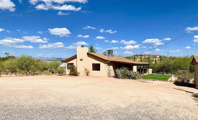 917 Yaqui Drive, Wickenburg, AZ 85390 (MLS #5977451) :: The Daniel Montez Real Estate Group