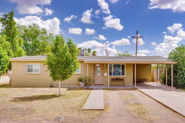 1239 N 33RD Street, Phoenix, AZ 85008 (MLS #5977469) :: Occasio Realty