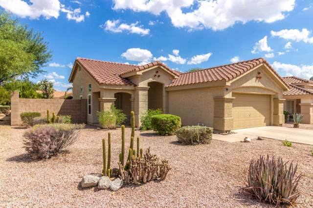 20051 N 33RD Street, Phoenix, AZ 85050 (MLS #5977504) :: Brett Tanner Home Selling Team