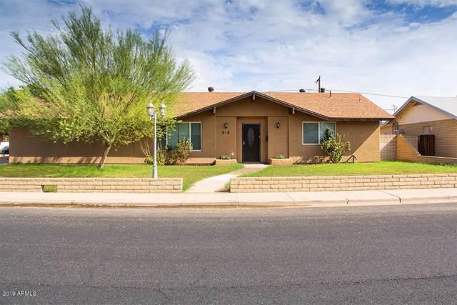 818 E 10TH Street, Mesa, AZ 85203 (MLS #5977513) :: Occasio Realty