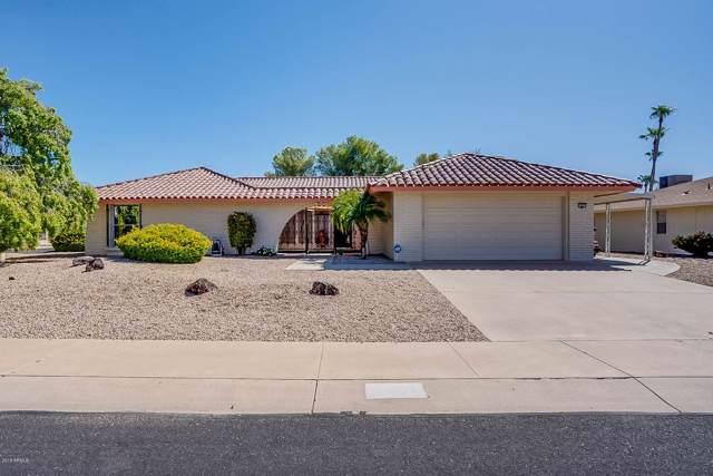 19821 N Turquoise Hills Drive, Sun City, AZ 85373 (MLS #5977515) :: Occasio Realty