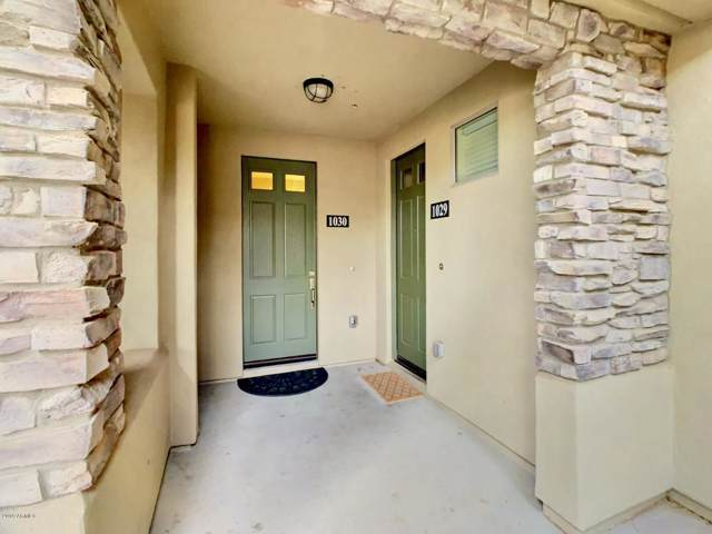 17850 N 68TH Street #1030, Phoenix, AZ 85054 (MLS #5977519) :: CC & Co. Real Estate Team