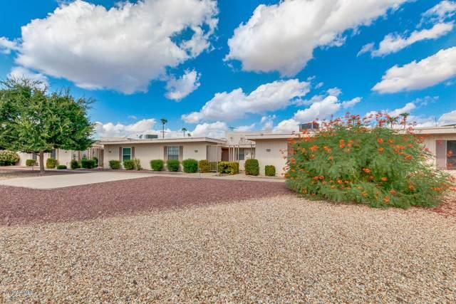 17272 N 105TH Avenue, Sun City, AZ 85373 (MLS #5977538) :: Brett Tanner Home Selling Team