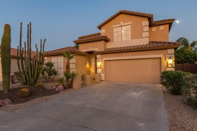 21117 E Desert Hills Circle, Queen Creek, AZ 85142 (MLS #5977590) :: The Daniel Montez Real Estate Group