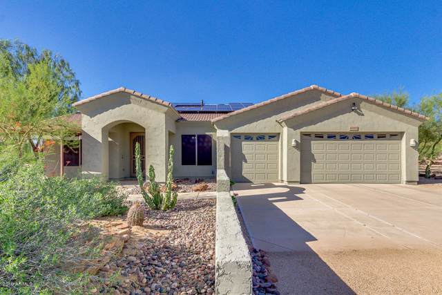 43908 N 20TH Street, New River, AZ 85087 (MLS #5977592) :: Riddle Realty Group - Keller Williams Arizona Realty