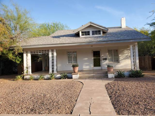 63 E Vernon Avenue, Phoenix, AZ 85004 (MLS #5977594) :: Yost Realty Group at RE/MAX Casa Grande