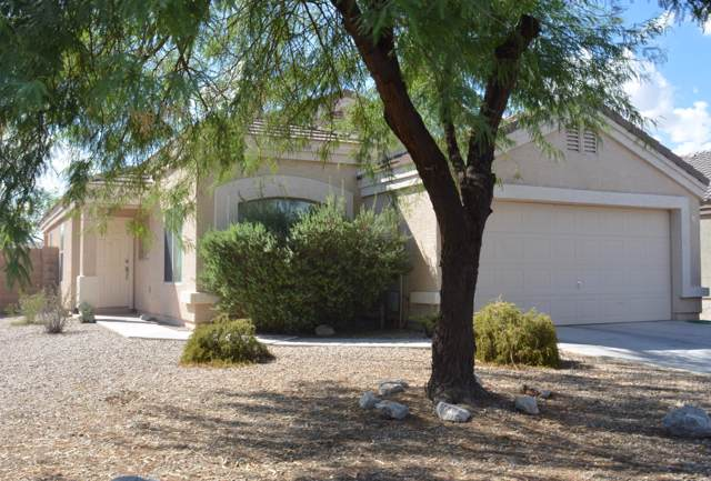 2127 N St Bonita Lane, Casa Grande, AZ 85122 (MLS #5977604) :: The Laughton Team
