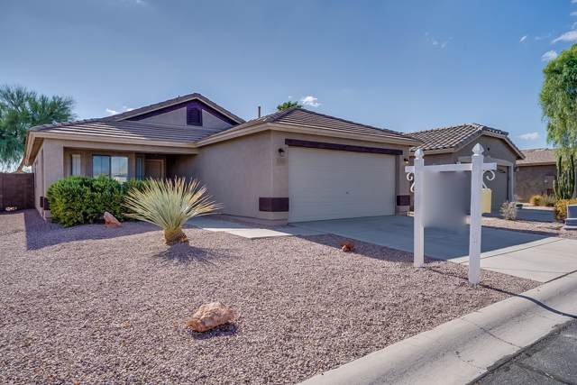 30500 N Sunray Drive, San Tan Valley, AZ 85143 (MLS #5977645) :: The Pete Dijkstra Team