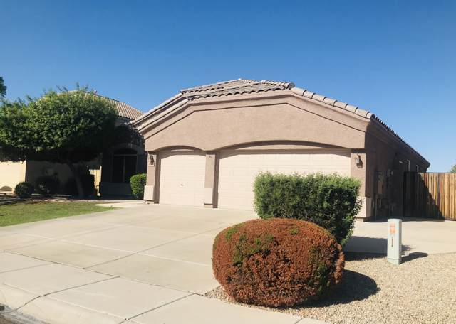 20270 N 93RD Lane, Peoria, AZ 85382 (MLS #5977701) :: The Laughton Team