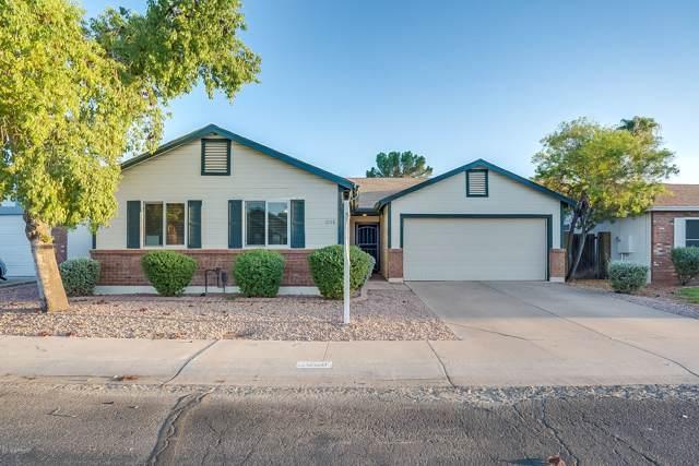 6335 E Brown Road #1058, Mesa, AZ 85205 (MLS #5977750) :: The Laughton Team