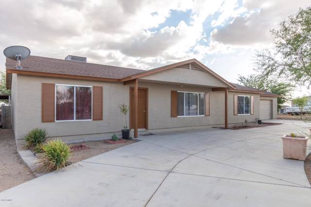 30207 W Bellview Street, Buckeye, AZ 85396 (MLS #5977753) :: Riddle Realty Group - Keller Williams Arizona Realty
