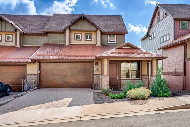 562 N Otto Drive, Flagstaff, AZ 86001 (MLS #5977754) :: The W Group
