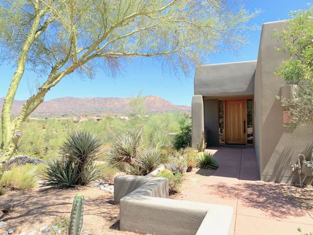10020 E Graythorn Drive, Scottsdale, AZ 85262 (MLS #5977759) :: The W Group