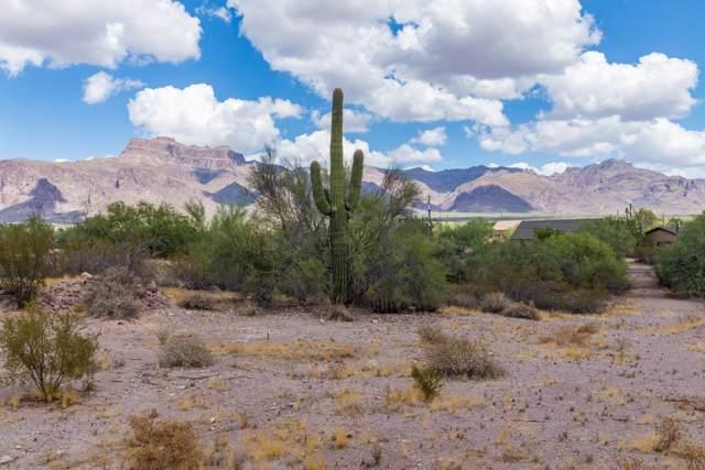 1698 S Val Vista Road, Apache Junction, AZ 85119 (MLS #5977777) :: Revelation Real Estate