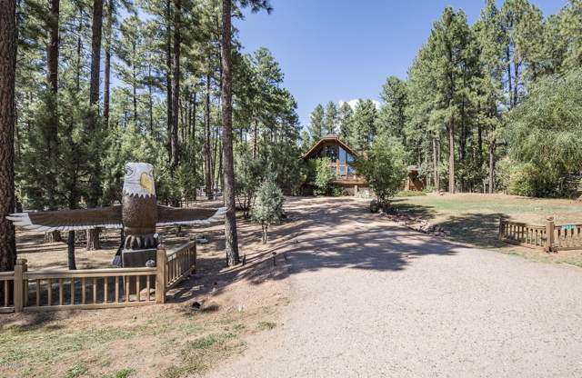 8998 W Fossil Creek Road, Strawberry, AZ 85544 (MLS #5977782) :: The Kenny Klaus Team
