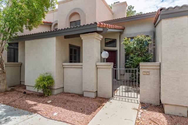 1718 S Longmore Street #72, Mesa, AZ 85202 (MLS #5977788) :: Arizona Home Group