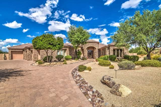 4024 N Pinnacle Hills Circle, Mesa, AZ 85207 (MLS #5977812) :: Occasio Realty