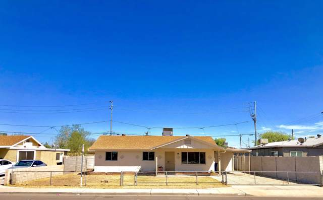55 N Hamilton Street, Chandler, AZ 85225 (MLS #5977823) :: The W Group