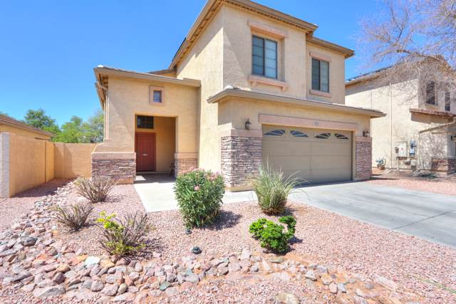 3113 N Desert Horizons Lane, Casa Grande, AZ 85122 (MLS #5977856) :: Arizona Home Group