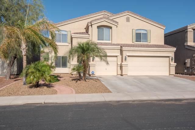 23530 N 118TH Lane, Sun City, AZ 85373 (MLS #5977889) :: Brett Tanner Home Selling Team