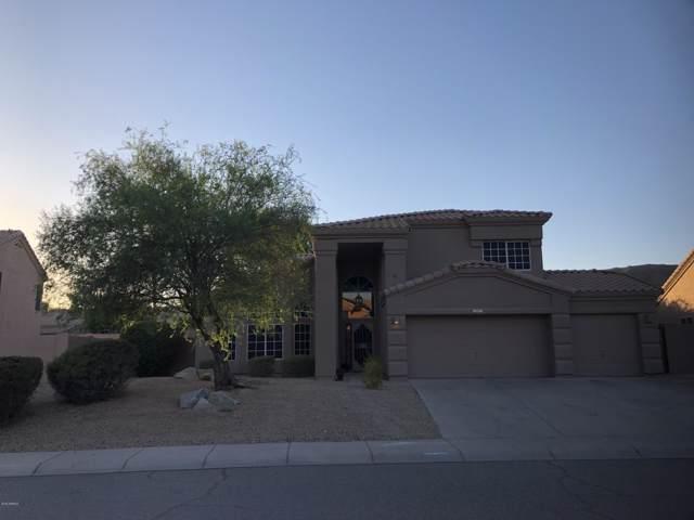 650 W Mountain Vista Drive, Phoenix, AZ 85045 (MLS #5977890) :: Revelation Real Estate