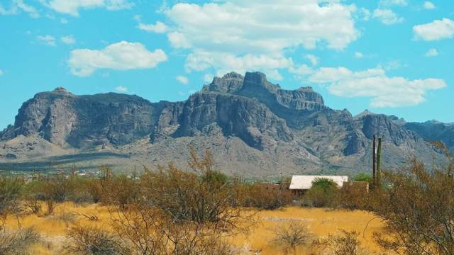 0 N Hilton Road, Apache Junction, AZ 85119 (MLS #5977913) :: Brett Tanner Home Selling Team