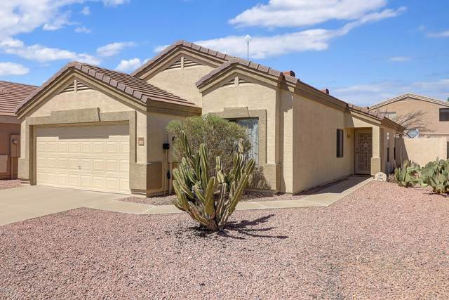 12910 W Hearn Road, El Mirage, AZ 85335 (MLS #5977915) :: Arizona Home Group