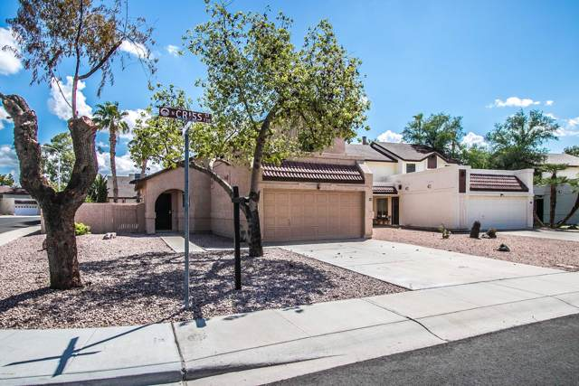 735 N Criss Street, Chandler, AZ 85226 (MLS #5977925) :: Lucido Agency