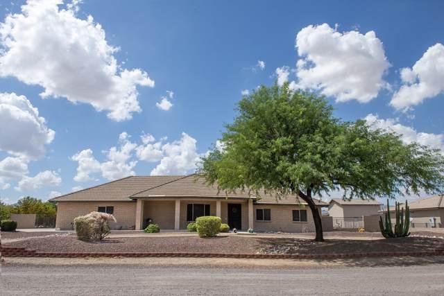 10326 N 178TH Avenue, Waddell, AZ 85355 (MLS #5977936) :: Arizona Home Group
