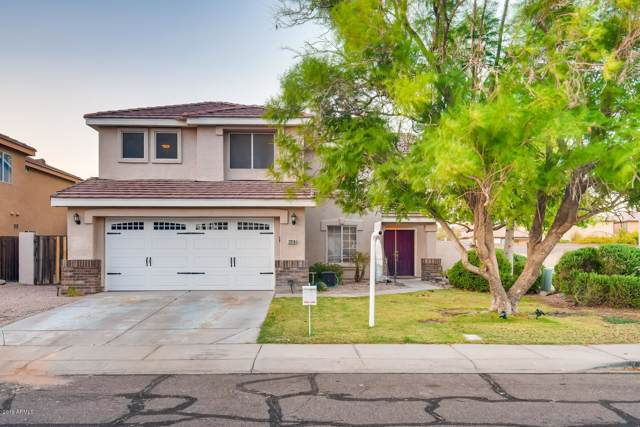 2918 E Windsong Drive, Phoenix, AZ 85048 (MLS #5977940) :: Openshaw Real Estate Group in partnership with The Jesse Herfel Real Estate Group