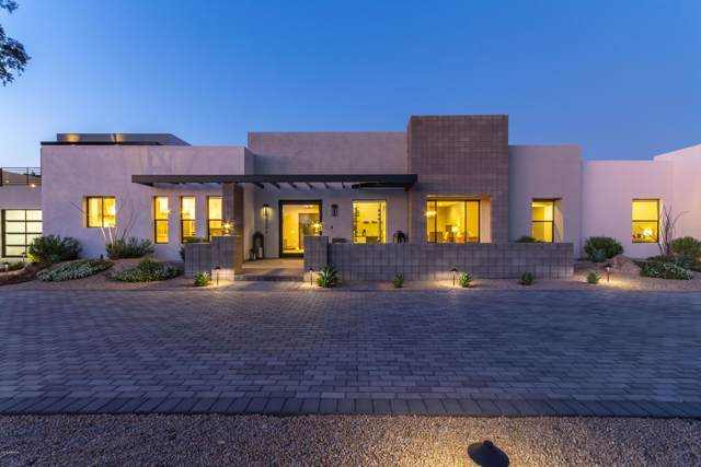 6146 E Gold Dust Avenue, Paradise Valley, AZ 85253 (MLS #5977953) :: The W Group