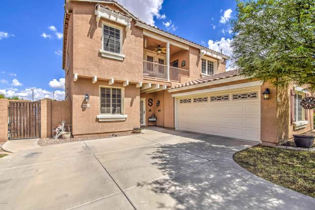 4517 S Stockade Court, Gilbert, AZ 85297 (MLS #5977954) :: The Property Partners at eXp Realty