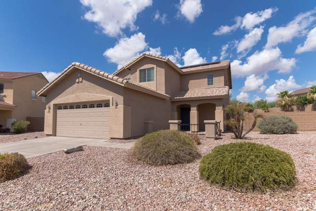 90 N 237TH Lane, Buckeye, AZ 85396 (MLS #5977956) :: Conway Real Estate