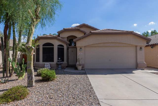 1717 E Toledo Street, Gilbert, AZ 85295 (MLS #5978002) :: Homehelper Consultants