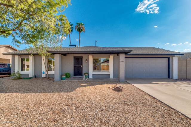 1131 W Santa Cruz Drive, Tempe, AZ 85282 (MLS #5978005) :: The Daniel Montez Real Estate Group