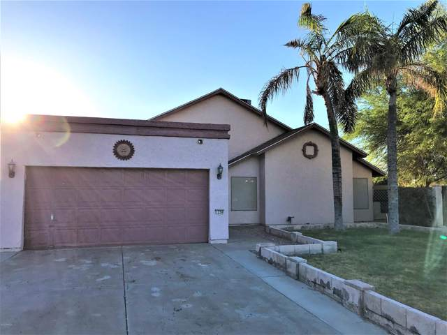 1256 E Crown Circle, Casa Grande, AZ 85122 (MLS #5978041) :: neXGen Real Estate